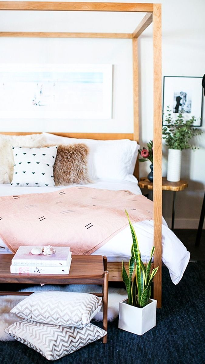 8 Decor Trends That Will Turn Your Bedroom Into A Sanctuary | Boho ...