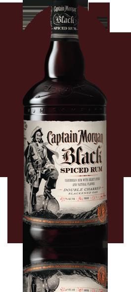 Captain Morgan Captain Morgan Captain Morgan Rum Spiced Rum