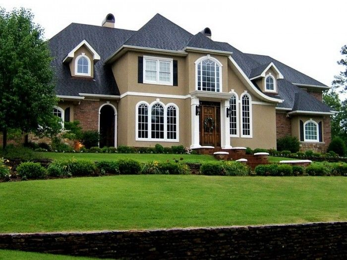Exterior Paint Colors 1 1000+ images about exterior paint ideas on Pinterest  Best exterior paint, House siding colors and Dark trim