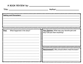 Storytelling Worksheets Excel Childrens Book Review Worksheetfree  Book Reports  Pinterest  Grapes Of Wrath Worksheets with Finding Lcm Worksheet This Worksheet Has Students Identify The Main Components Of A Story While  Expressing Their Own Opinions As Well It Addresses The Components Of  Characters Grade 3 Perimeter Worksheets Pdf