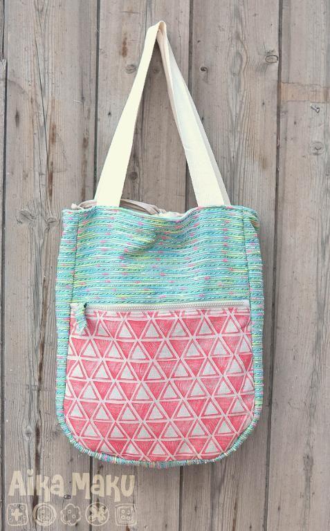Free Bag Patterns - Purses, Totes & More | Taschen nähen, Nähideen ...