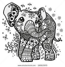 Mandala Coloring Pages Elephant Coloring Page Mandala Coloring Pages Mandala Coloring
