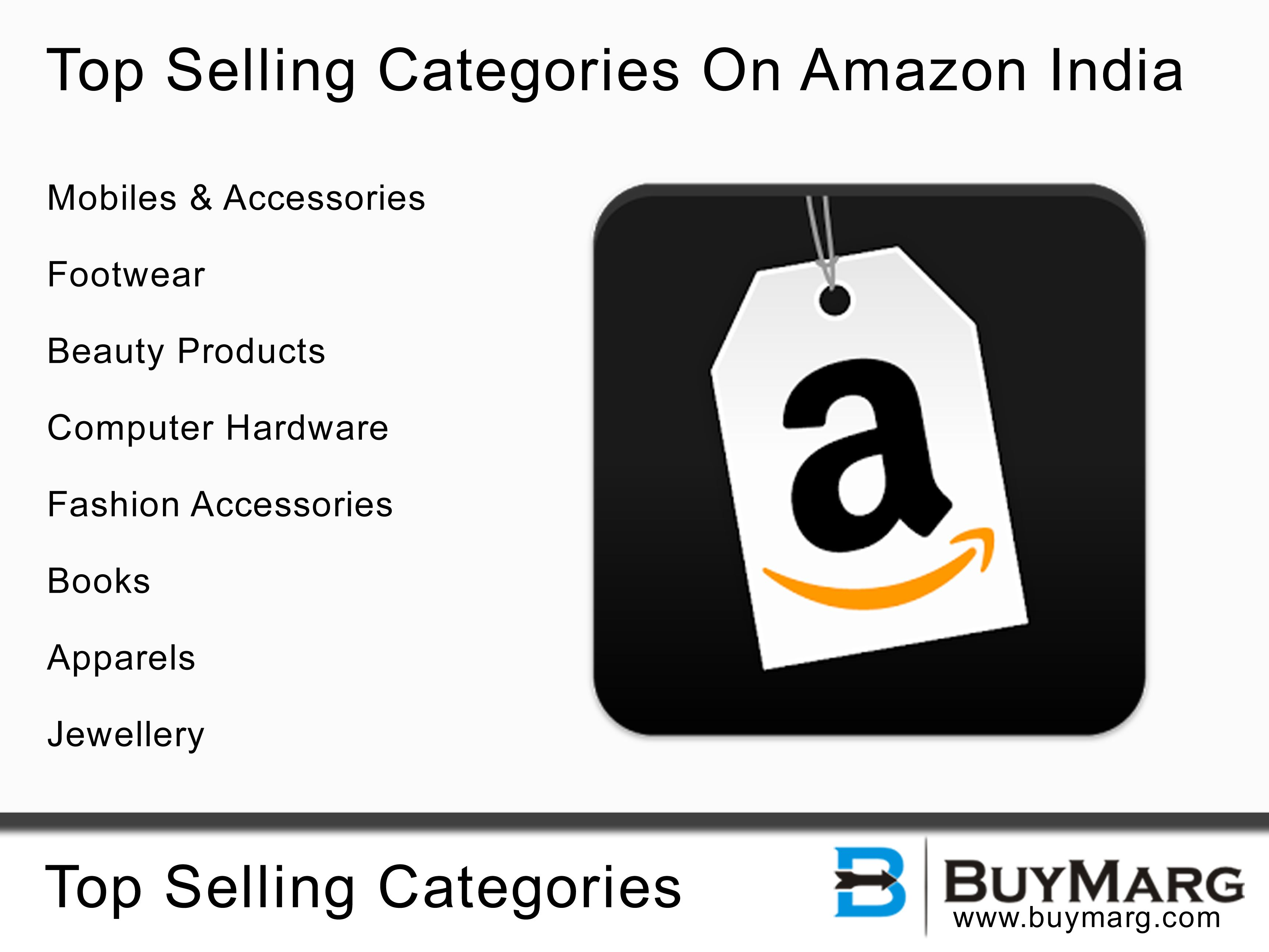 How Do I Identify The Top Selling Products By Category On Amazon