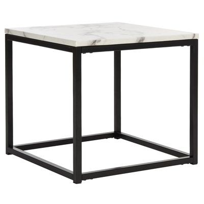 GraniteYoull Love The Crespin End Table At Wayfair Great - Wayfair white side table