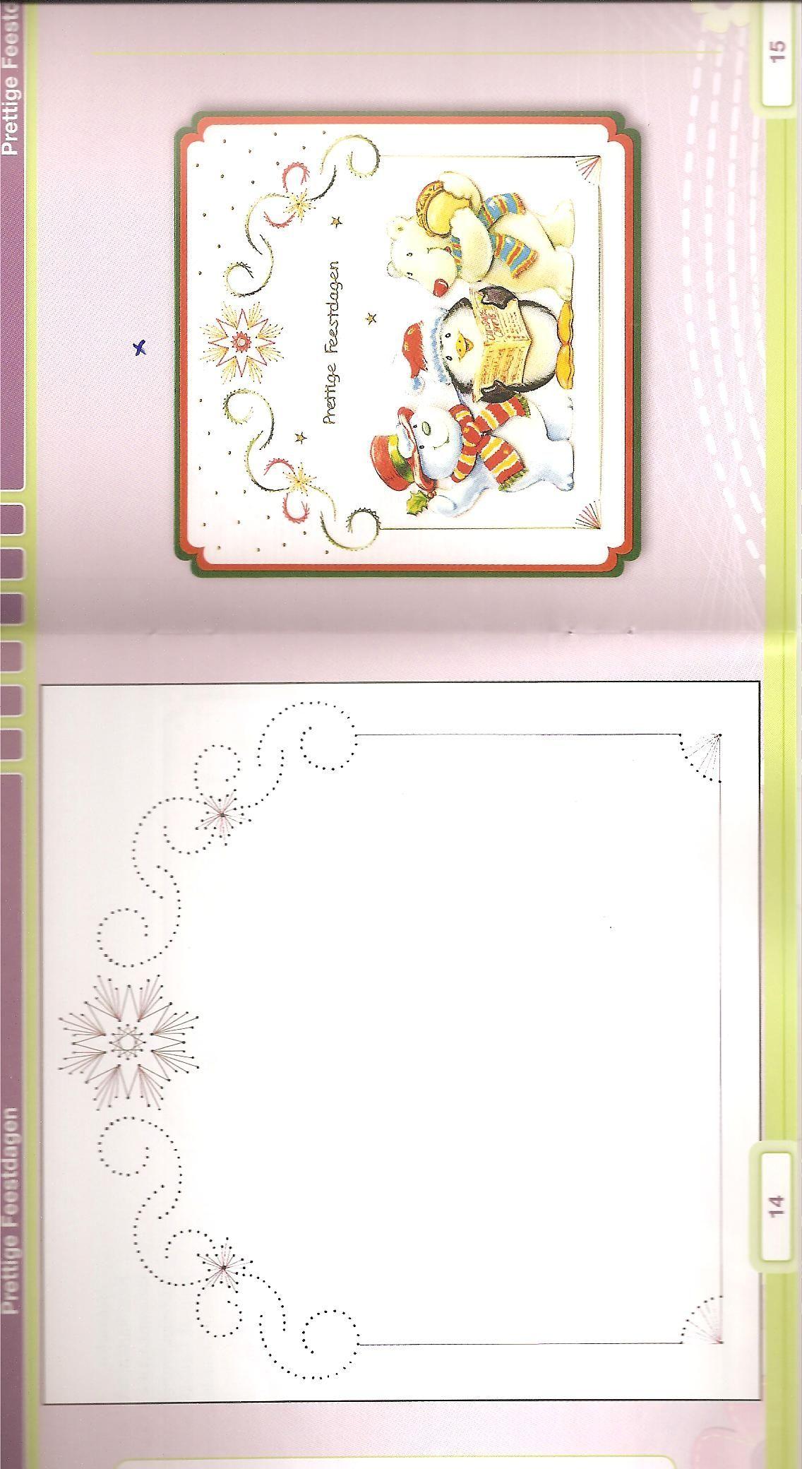 Pin de biki biki en 2D slike | Pinterest | Tarjetas, Bordado y ...