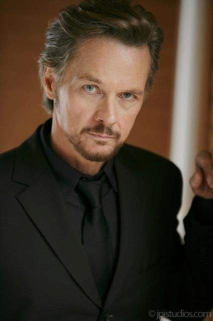 Stephen Nichols Stephan Cassadine General Hospital Gh Gh50 General Hospital Hospital Series Luke And Laura