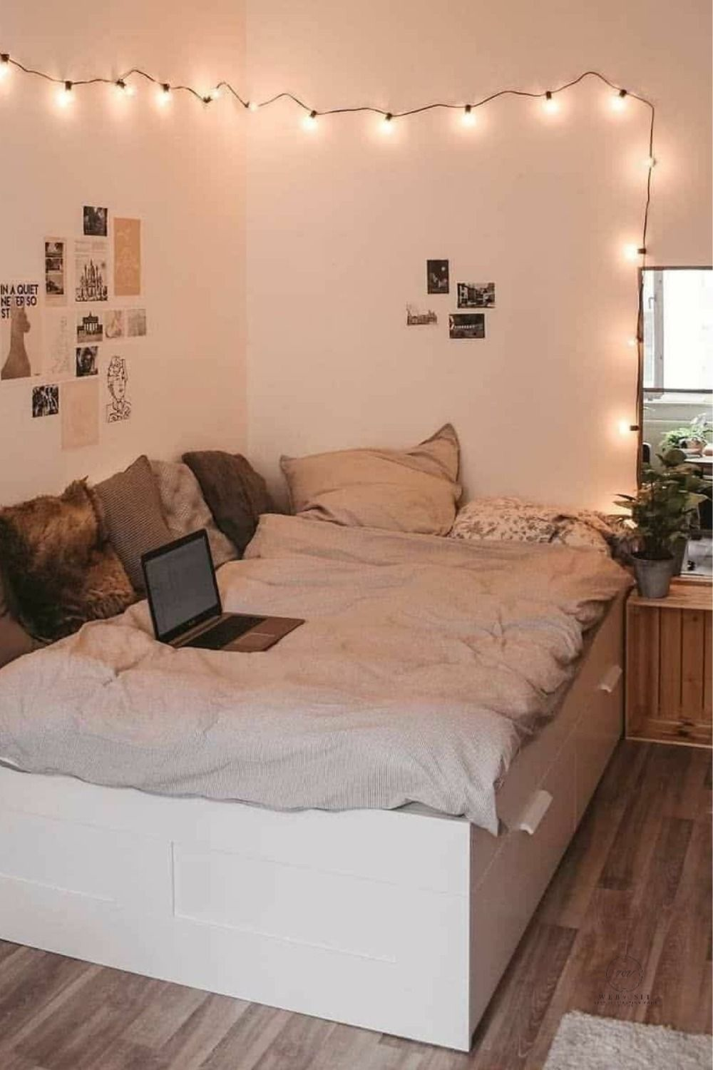 Amazing decoration ideas for small bedroom in 2020 ...