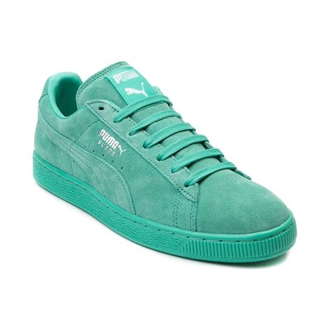 875179a01f0e Shop for Mens Puma Suede Athletic Shoe in Teal at Journeys Shoes. Shop  today for