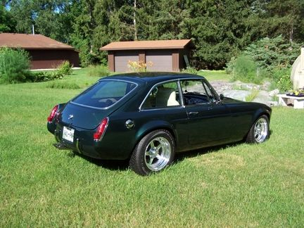 mgb gt v8 conversion by fast cars inc unsorted auto. Black Bedroom Furniture Sets. Home Design Ideas