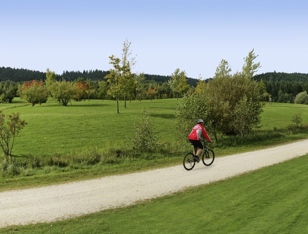 Biken im ROBINSON Club Ampfwang