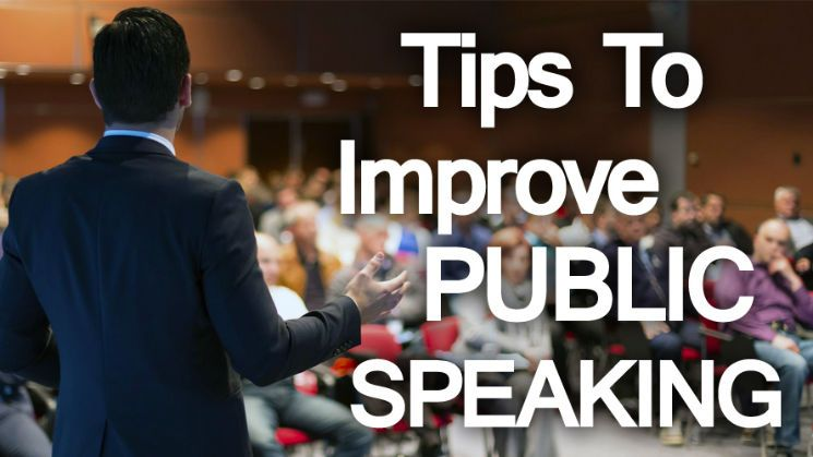 Tips To Improve Your Public Speaking