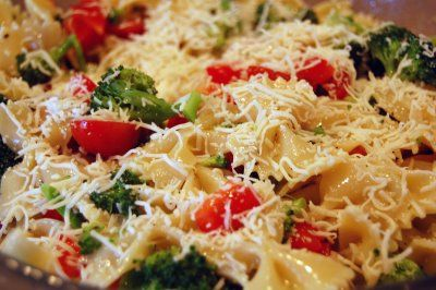Pasta Salad - This is very good!