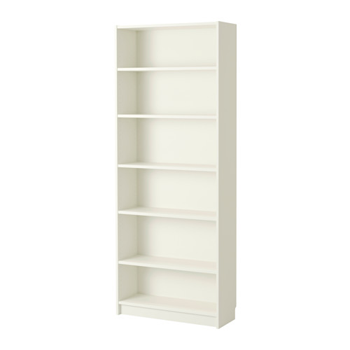BILLY Bookcase, birch veneer | Ikea | Ikea bookcase, Ikea billy