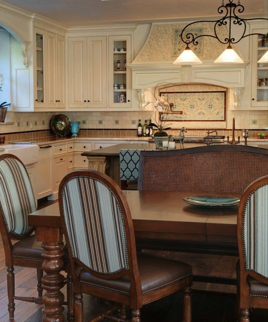 Cottage Kitchen Angeles: Old English Cottage Interior
