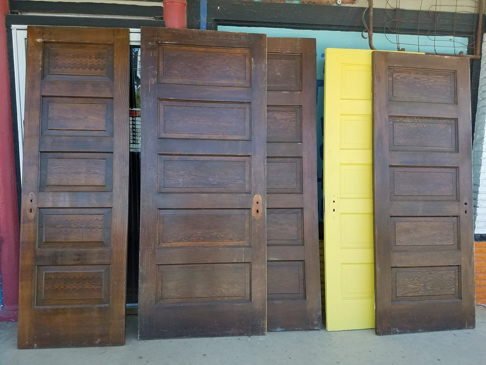 Old Is Better Than New - Antique Architectural Old Wood & Glass Doors from  Texas. - Old Is Better Than New - Antique Architectural Old Wood & Glass