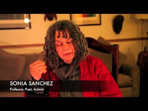 "Sonia Sanchez on the ""Peace is Haiku Song"" Project"