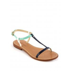FrenchTrotters Women's Mia Wedge Sandal
