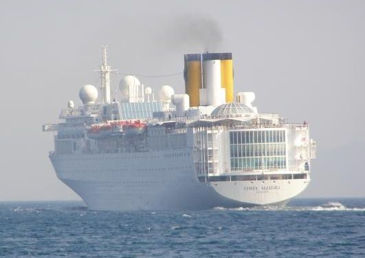 Update On Costa Allegra Fire And Aftermath For Costa Cruise Lines - Princess cruise ship fire