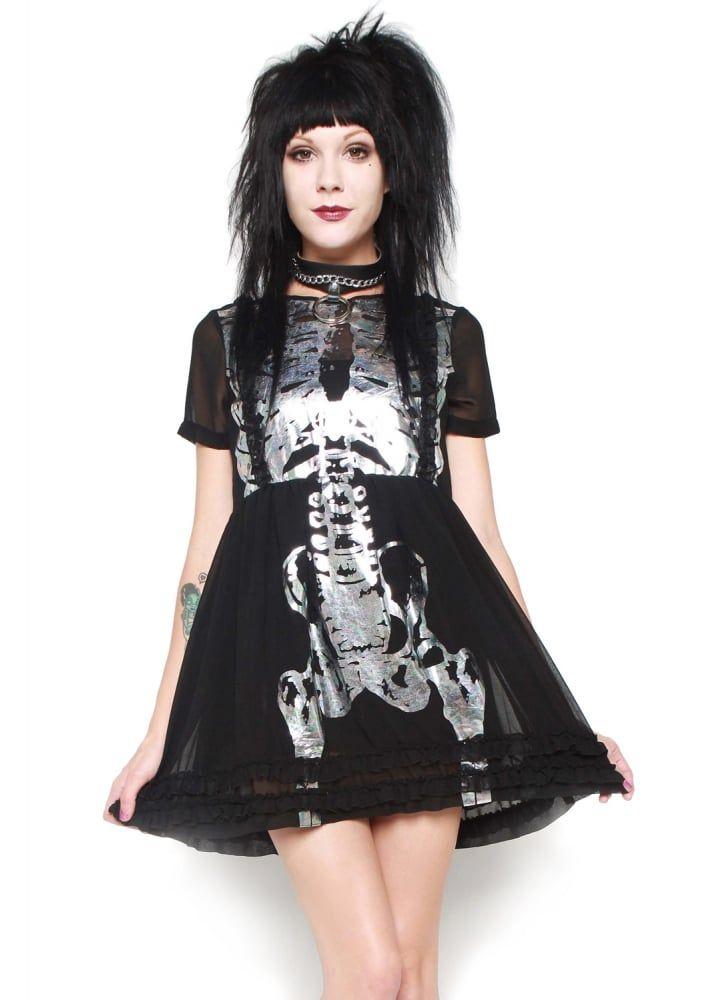 8f83451b9f Iron Fist Wishbone Halo Dress