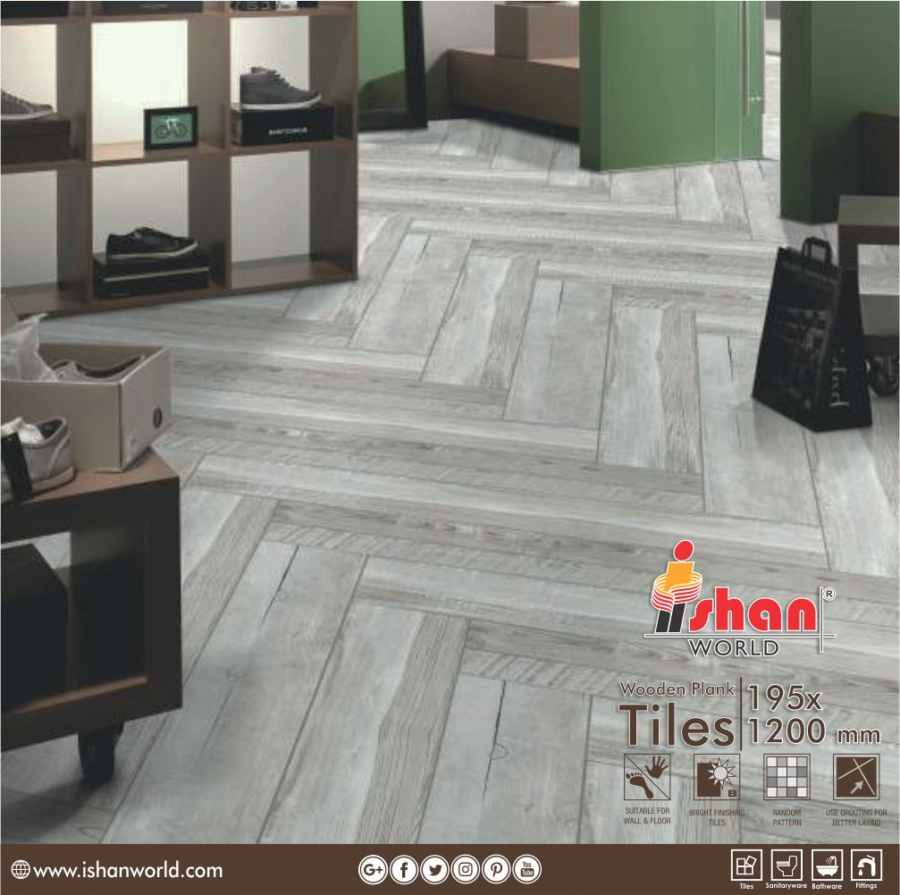Upcoming New Wooden Plank Tiles For Your Home Wall Floor To Feel