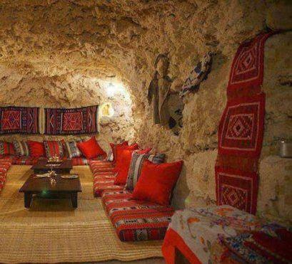 salon marocain berbere d coration orientale pinterest salons marocains berb res et salon. Black Bedroom Furniture Sets. Home Design Ideas