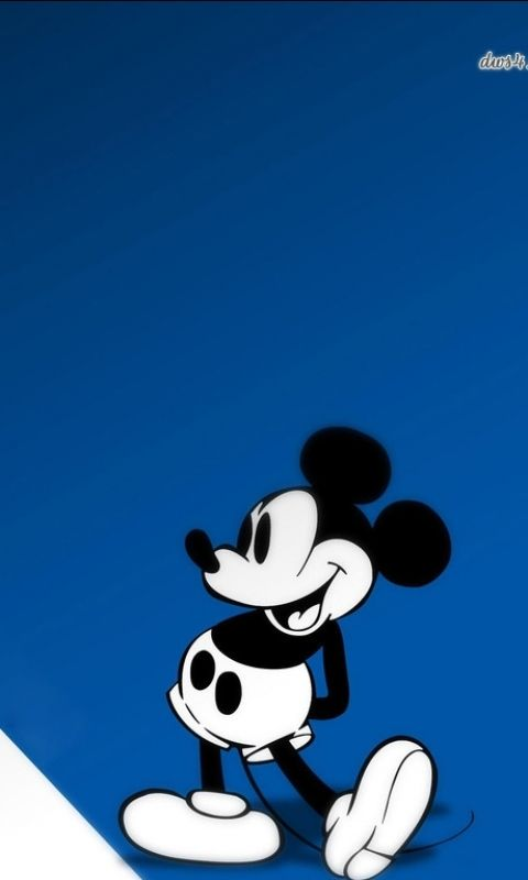 Mickey Mouse Hd Wallpaper For Your Mobile Phone Spliffmobile A