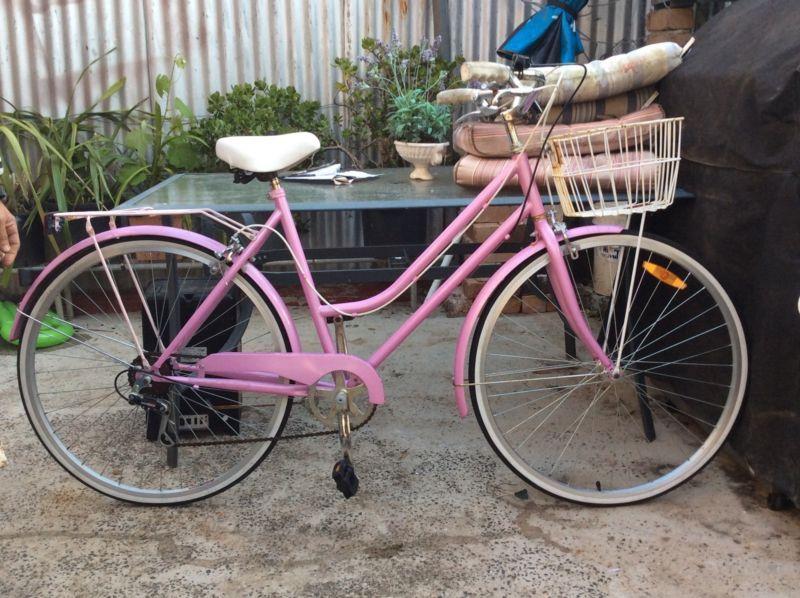 Pink Ladies Bike Bicycles Gumtree Australia Marrickville Area