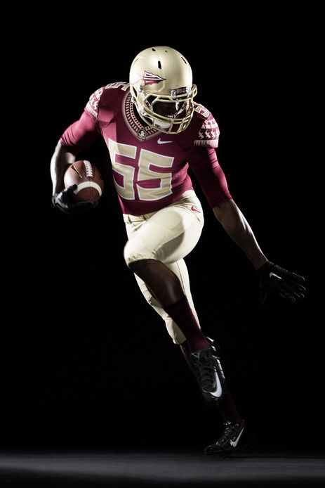Florida State Athletics Unveils Brand Identity Fsu Football Florida State Seminoles Football College Football Uniforms