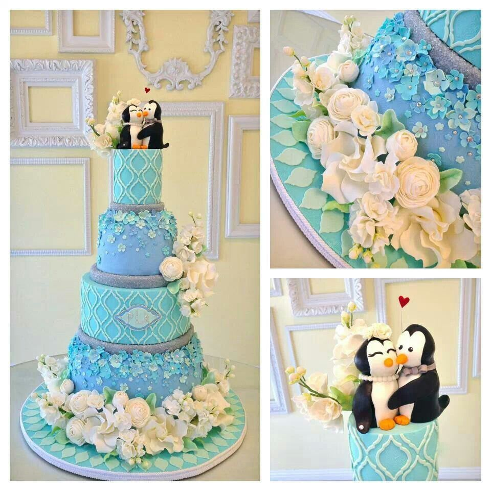 Pin by archana thomas on cakes i love pinterest cake blue cakes
