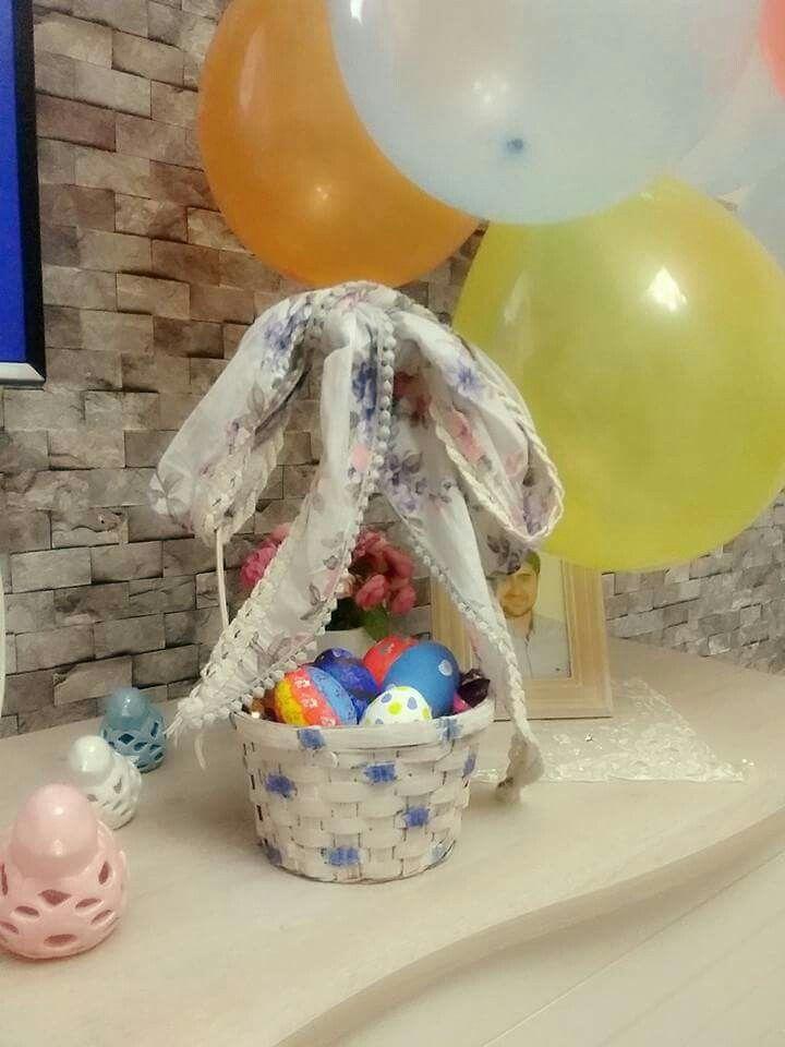 Yumurta Boyama Sepet Boyama 40ı çıktı Yumurtası Kendi