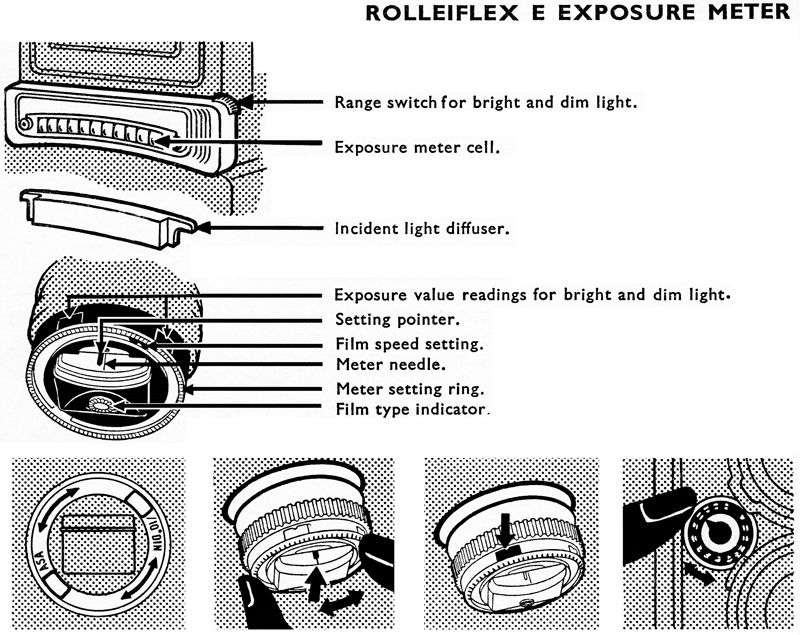 Best Rolleiflex Images On   Camera Vintage Cameras