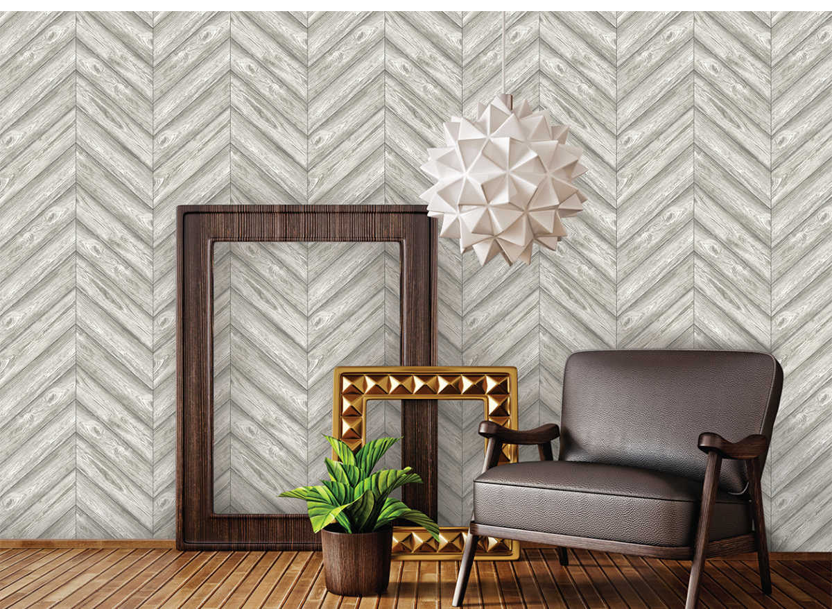 24 Removable Wallpapers That Look Like The Real Thing But