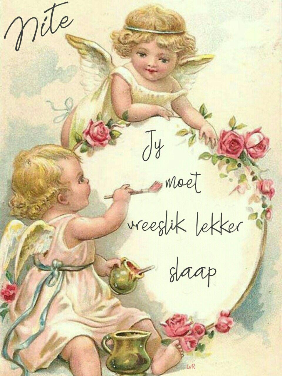 Pin by Leonie Van Rooyen on Goeienag Vintage happy new