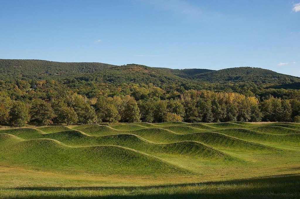 happy birthday to artist and architect maya lin   u0026 39 storm king wavefield u0026 39  opened in 2009 and was