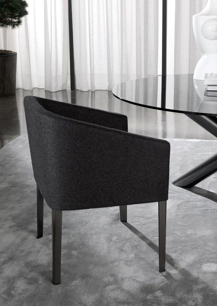 Minotti Loving Chair http://www.minotti.com