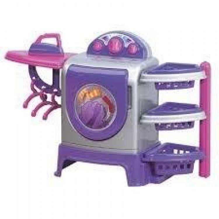 American plastic toys 6 piece my very own laundry center set american plastic toys 6 piece my very own laundry center set cooking kitchen teraionfo