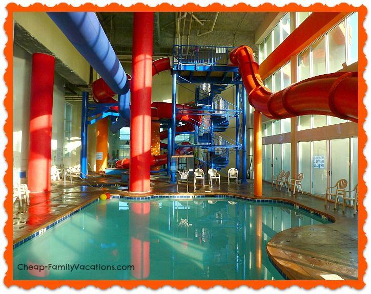 Myrtle Beach Sc Dunes Village Resort Indoor Water Park What Fun Www