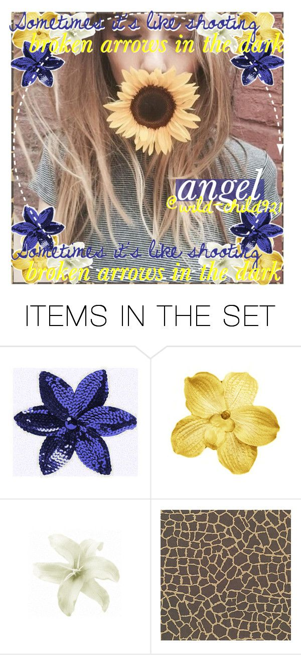 """""""//My New Icon//"""" by wild-child921 ❤ liked on Polyvore featuring art, Sillygirl, angelsadreamer and swagangel"""
