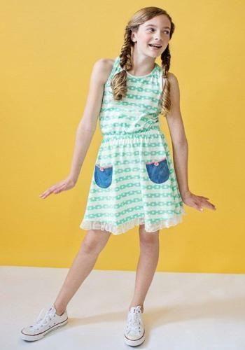 Nwt Matilda Jane Happy Amp Free Lakeside Dress Floral Dress