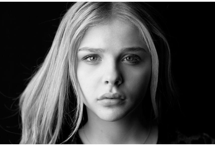 Chloe Moretz | Brigitte Lacombe, 2011