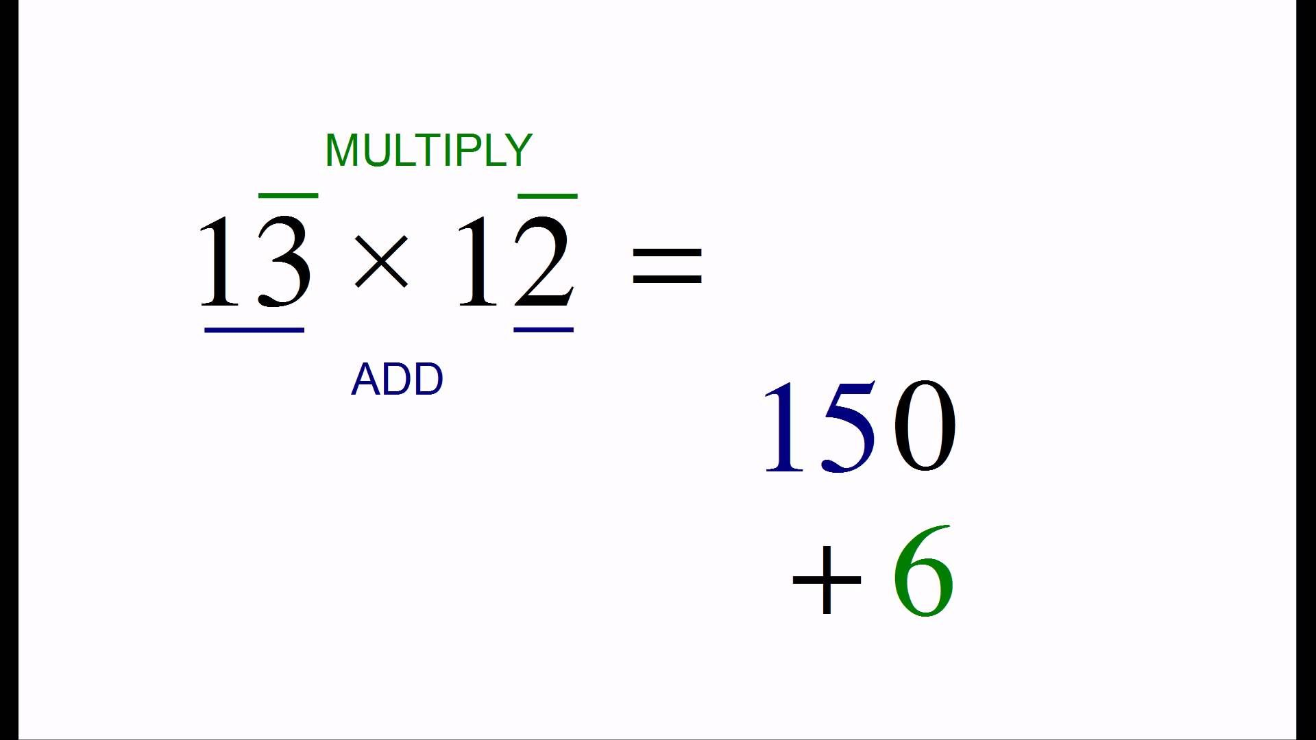 An Easy Way To Learn The Times Table Up To 19 If You Know Your