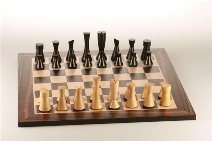 "19"" modern chess set   chess sets   pinterest   chess sets, chess"