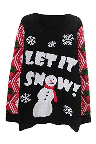 b921e71471f0 Buy Viottis Women s Animal Pattern Christmas X-Mas Pullover Knitted ...