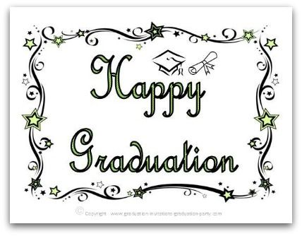photo regarding Printable Graduation Cards named Impression outcome for satisfied commencement pics Gifs Commencement