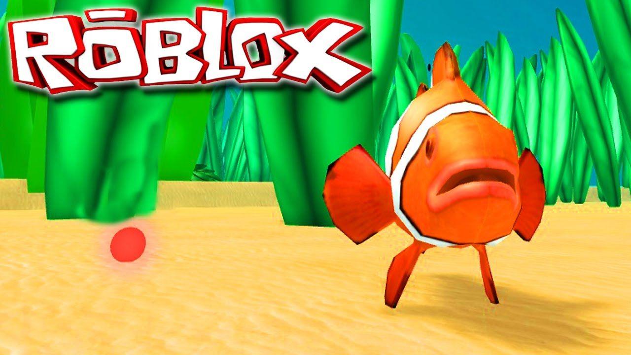 Fish Simulator Roblox Gameplay Pt Br Vida De Peixe Decor