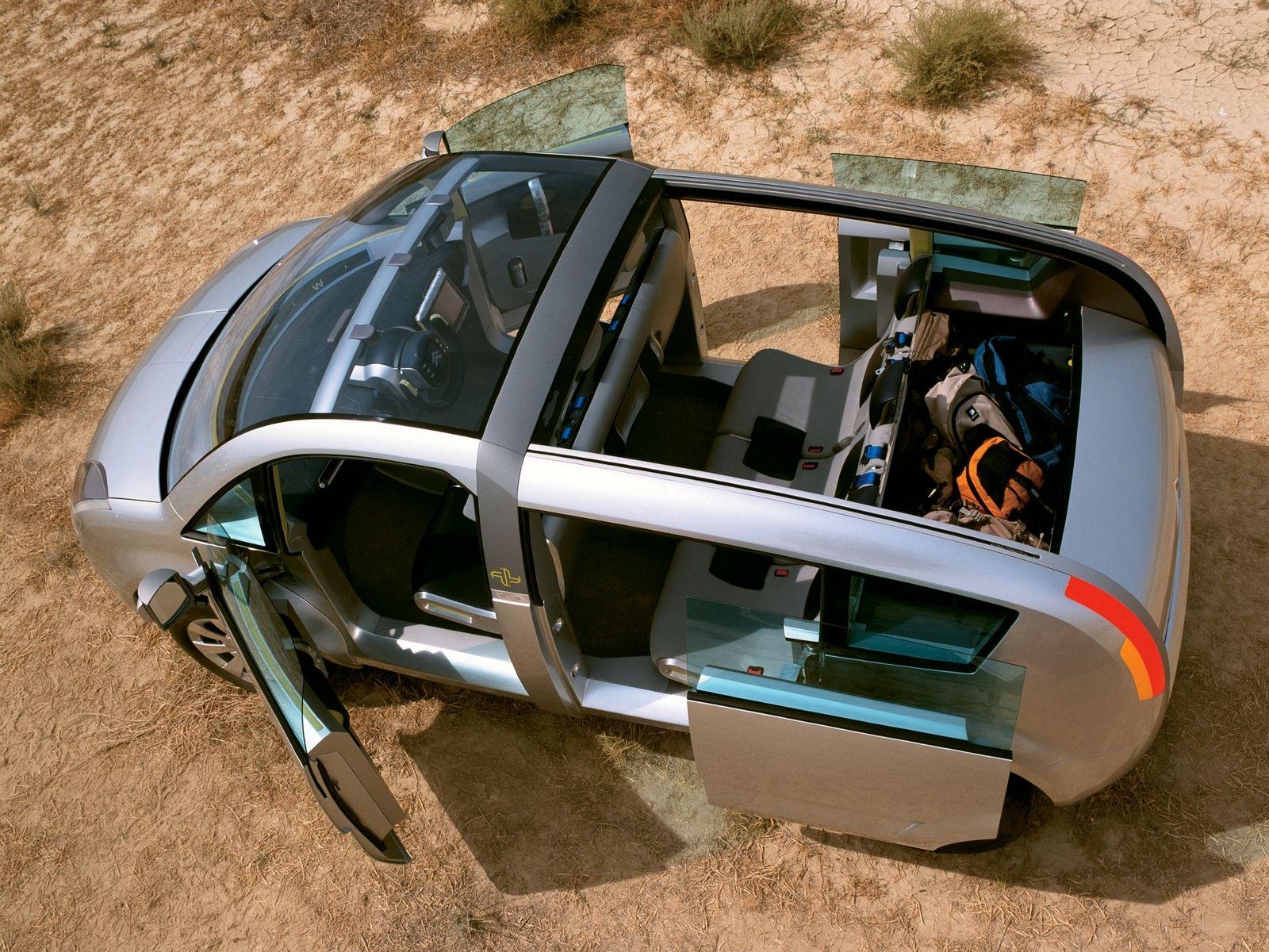 Citron c crosser concept 2001 french autos pinterest cars citron c crosser concept 2001 vanachro Gallery