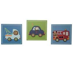 Artwork - transportation theme