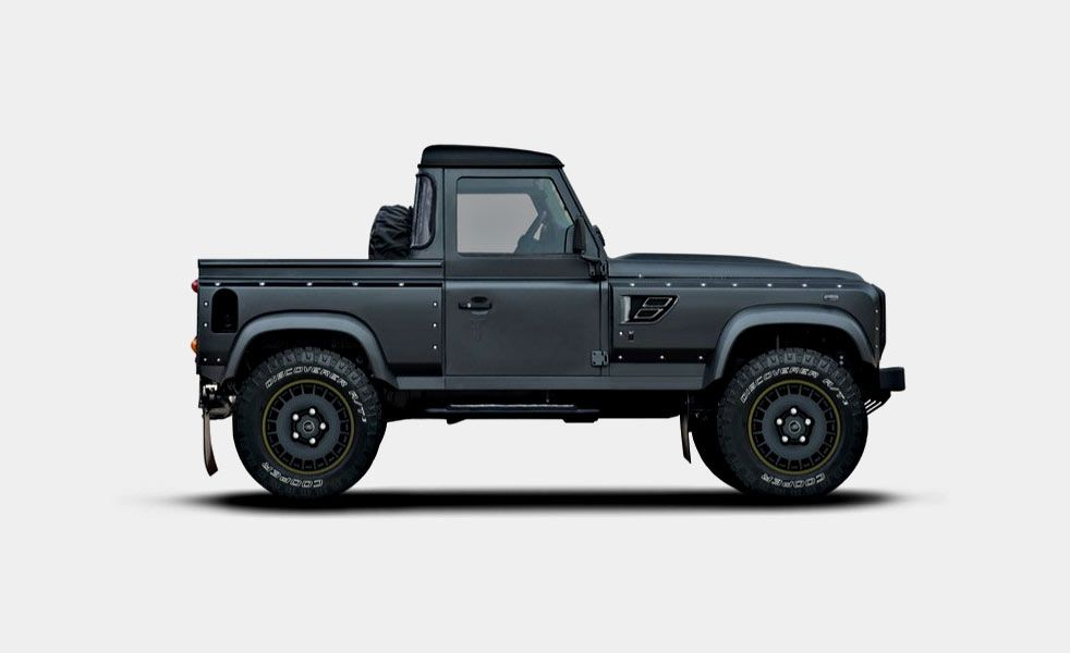 Kahn Flying Huntsman 105 Defender | Cool Material