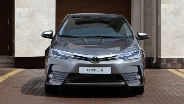 Car Wallpapers Reviews News Tips More 2018 Toyota Corolla
