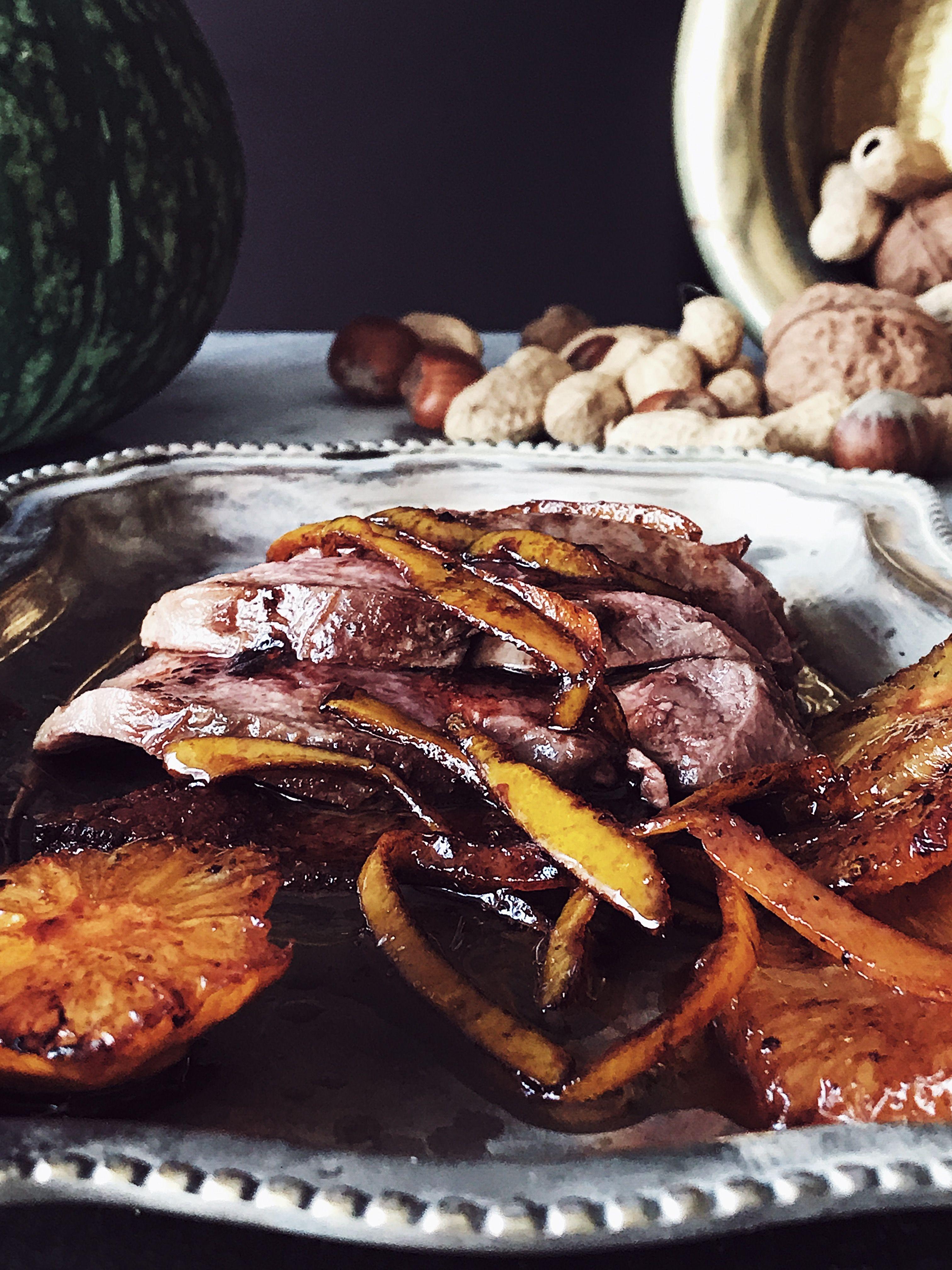 Christmas Dinner Ideas An Italian Menu Get This Orange Duck Recipe And